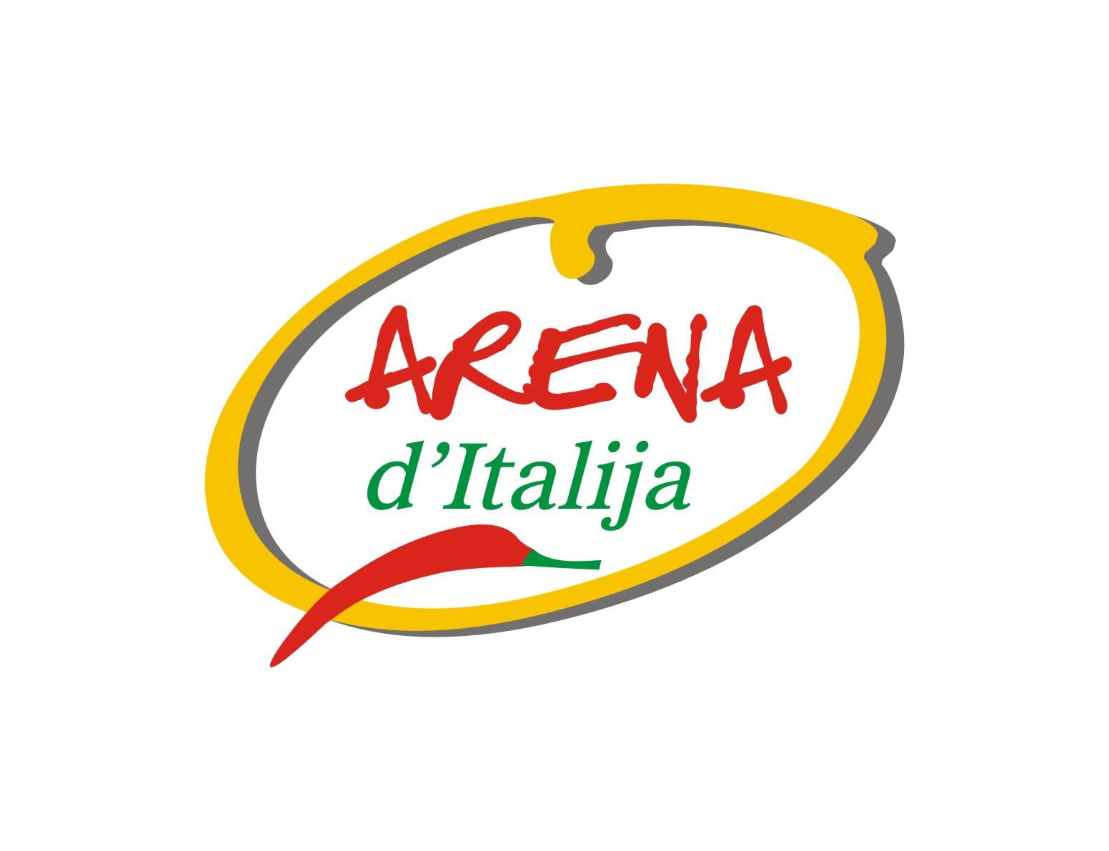 Arena d Italija logo
